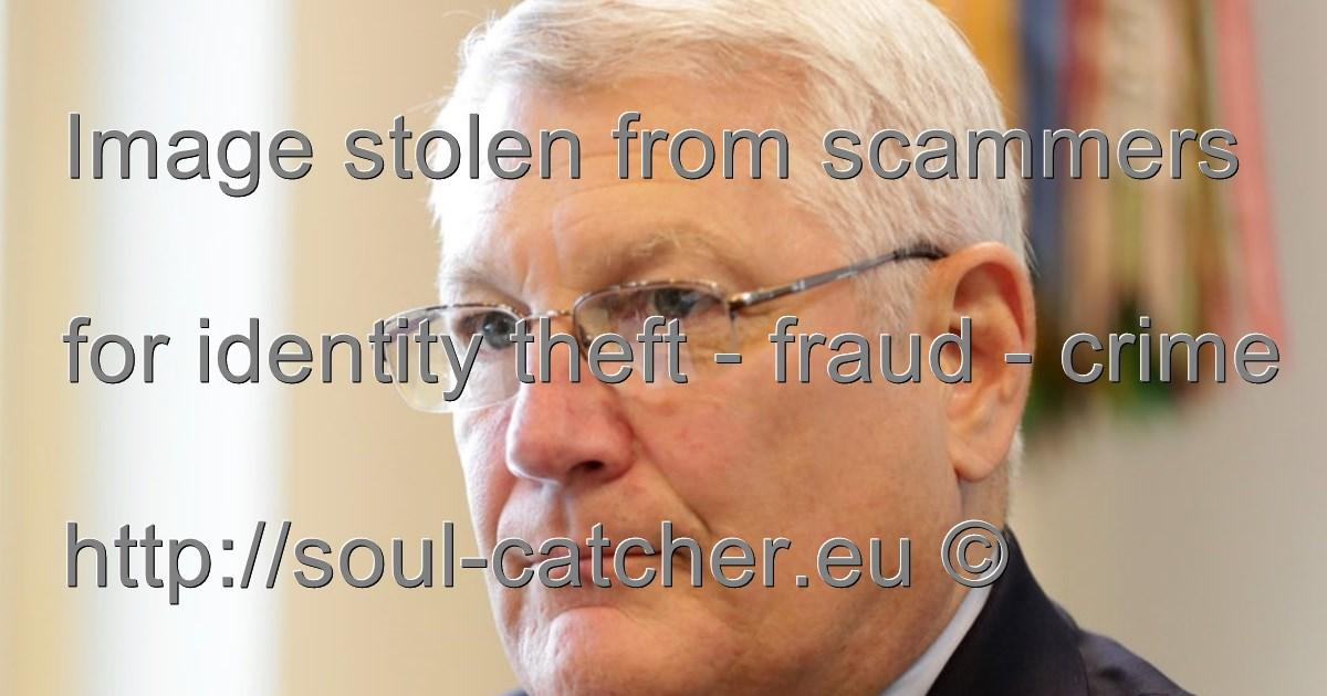 Gen. Carter Ham (Retired) image abused by Scammers